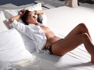 hot brunette lesbian sex