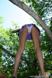 teen cutie short skirt