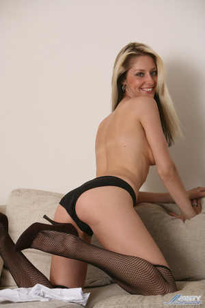 Hot blonde students Yazmin wearing lovel - XXX Dessert - Picture 12
