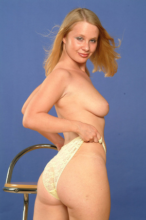 Big-titted blonde babe is ready to take  - XXX Dessert - Picture 13