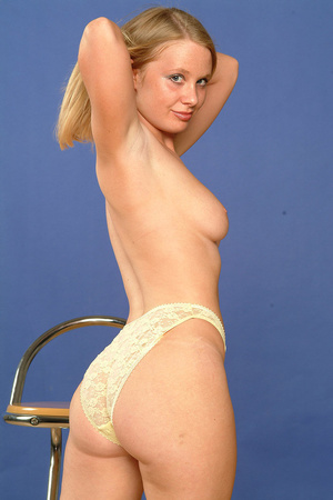 Big-titted blonde babe is ready to take  - XXX Dessert - Picture 14