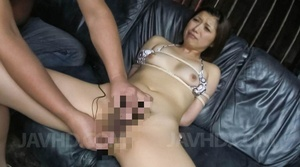 Helpless beauty is tied and deliciously  - XXX Dessert - Picture 6