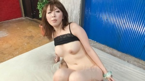 Lovely lusty slut enjoys vibrators in he - XXX Dessert - Picture 10
