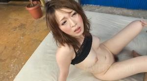 Lovely lusty slut enjoys vibrators in he - XXX Dessert - Picture 12