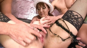 A lusty girl rides a thick hard dick aft - XXX Dessert - Picture 7