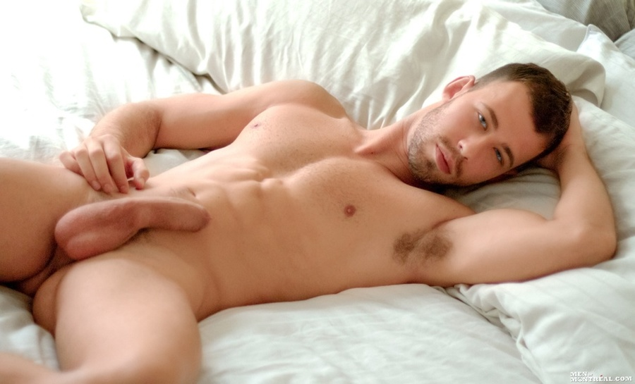 A hunk of a guy, this model shows off his h - XXX Dessert - Picture 8