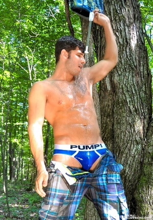 Temperatures are rising with this hunk o - XXX Dessert - Picture 6