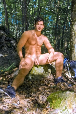 Temperatures are rising with this hunk o - XXX Dessert - Picture 9