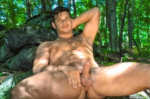 Temperatures are rising with this hunk o - XXX Dessert - Picture 13
