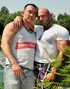 Surely these two guys could get you panting with their great beefy body