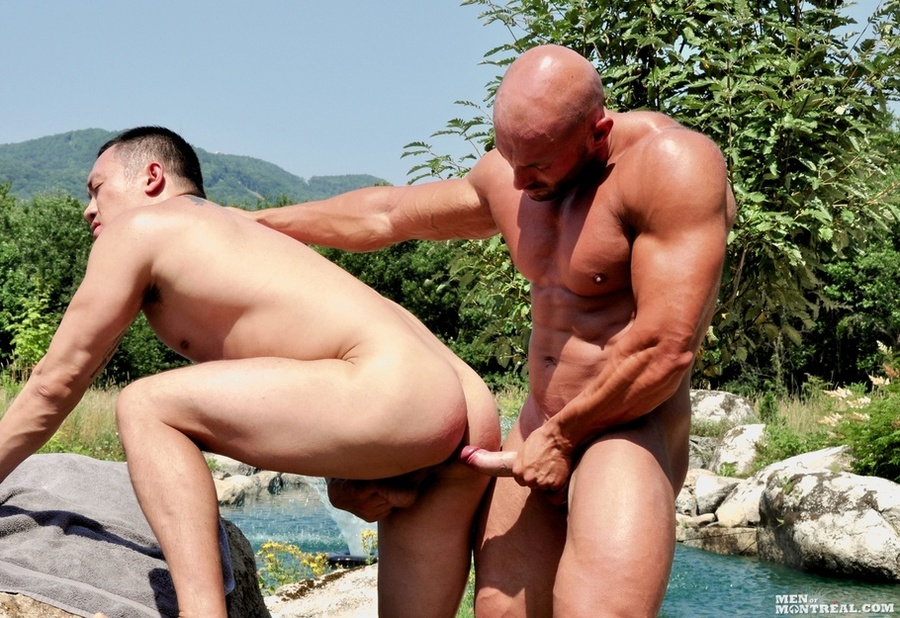 Surely these two guys could get you panting - XXX Dessert - Picture 9