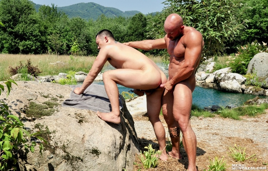 Surely these two guys could get you panting - XXX Dessert - Picture 11