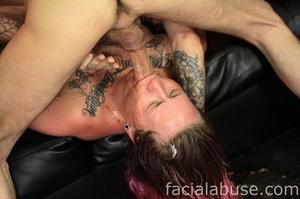 This amateur slut was destroyed by two b - XXX Dessert - Picture 7