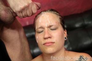 This amateur slut was destroyed by two b - XXX Dessert - Picture 15