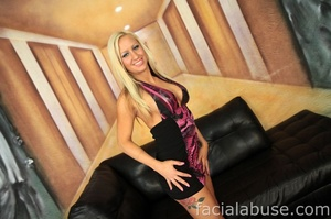Lusty amateur blonde whore gets a tremen - XXX Dessert - Picture 1