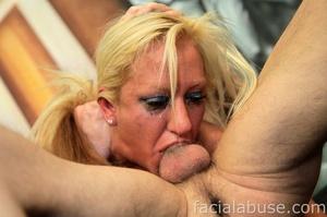 Lusty amateur blonde whore gets a tremen - XXX Dessert - Picture 8
