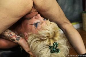 Horny guy enjoyed degrading a goofy dumb - XXX Dessert - Picture 13