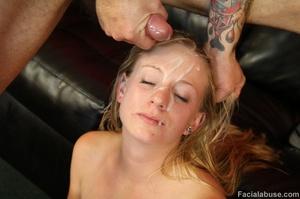 This blonde slutty whore became a stinki - XXX Dessert - Picture 15