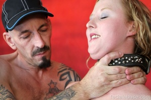 Sexy blonde bitch gets what she deserves - XXX Dessert - Picture 7