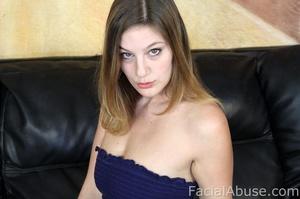 Brave little porn star challenged hersel - XXX Dessert - Picture 1