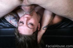 Brave little porn star challenged hersel - XXX Dessert - Picture 9