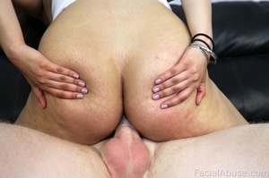 Big assed newbie slut gets to experience - XXX Dessert - Picture 11