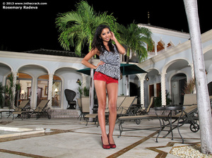 An exotic beauty provides a different pu - XXX Dessert - Picture 1