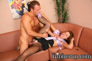 Nasty office bitch didn't want to pay fo - XXX Dessert - Picture 9