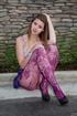 hot teen lace purple