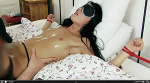 Very hot babe Kristi with huge melons re - XXX Dessert - Picture 3