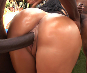 She'll never forget this thick black sch - XXX Dessert - Picture 4