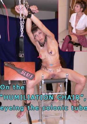 Bound chick with pins on her nipple spanked and tortured badly - XXXonXXX - Pic 1