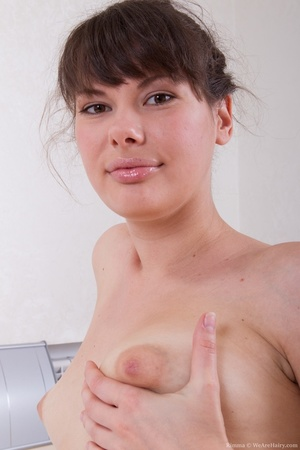 Young chick with sexy tits and slim figu - XXX Dessert - Picture 15