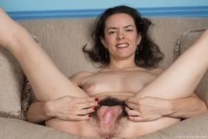Slim sexy lady shows of her seductive sl - XXX Dessert - Picture 11
