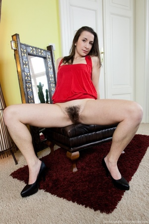 Hot young chick uses toy to play with he - XXX Dessert - Picture 6