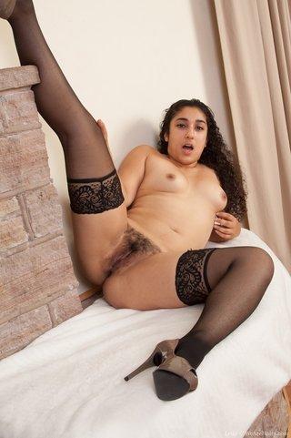 girl sexy stockings slowly