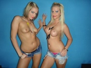 blonde ashley and blonde