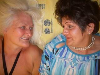 brunette betty granny holle