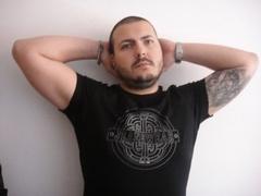 24 yo, boy live sex, tattoo, white