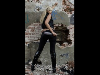 blonde mistressester perform roleplay