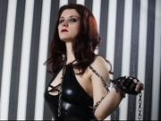 redhead sharondomme willing perform