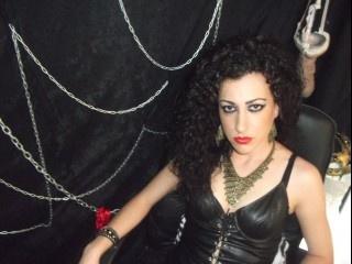 brunette goddessmaia perform roleplay