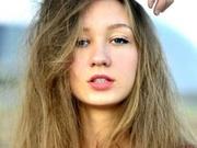 brunette saffah