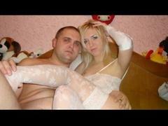 1boy_1girl, couple live sex, vibrator, white