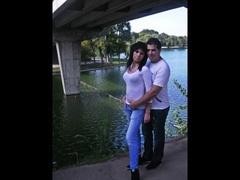 18 yo, couple live sex, white, zoom