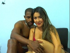 1boy_1girl, couple live sex, vibrator, zoom