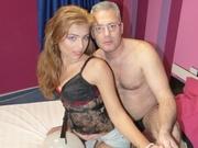 john and blonde anna