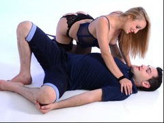 1 tío 1 tía, sexo en directo pareja, vibrador, zoom