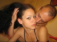 19 yo, couple live sex, white, zoom
