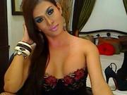 brunette sophia willing perform